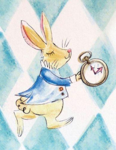 Alice Invitation